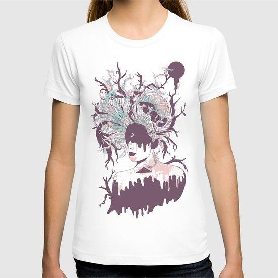 Curse of the Moon-Dipped Virgin T-shirt