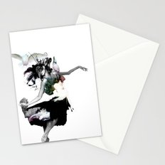 Dance Dance Stationery Cards