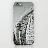 Rollercoaster Maintenance iPhone 6 Slim Case