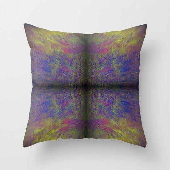 Zoomy Throw Pillow