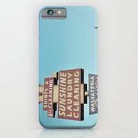 Sunshine Laundry Cleanin… iPhone 6 Slim Case