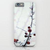 Red Freeze iPhone 6 Slim Case