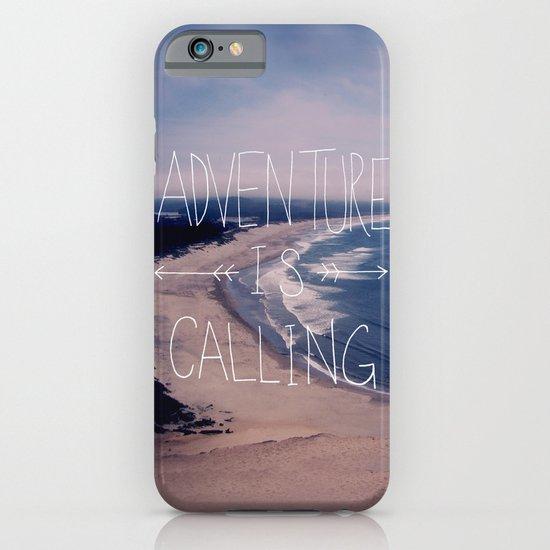Adventure is Calling iPhone & iPod Case