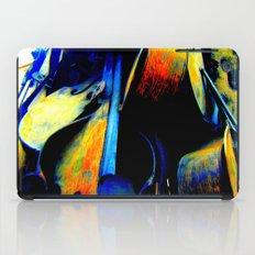 Technicolor Cellos  iPad Case