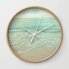 calm day 02 ver.vintage Wall Clock