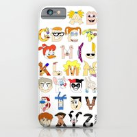 Child Of The 90s Alphabe… iPhone 6 Slim Case