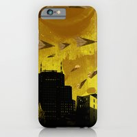 Airplanes And Cigarettes iPhone 6 Slim Case