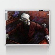 Dracula Nosferatu Vampire King Laptop & iPad Skin