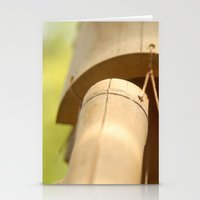 Bamboo Chime Stationery Cards