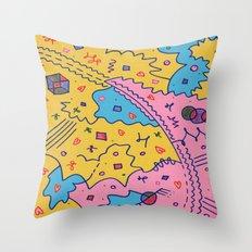 Rory and Lorelai Throw Pillow