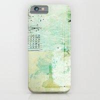 above sea level iPhone 6 Slim Case