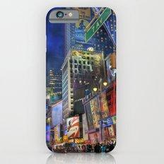 Times Square iPhone 6s Slim Case