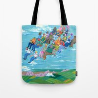 Plane Without Plane Tote Bag