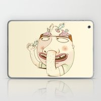 Diggin' for Diamonds Laptop & iPad Skin