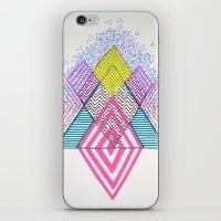 IC,LD iPhone & iPod Skin