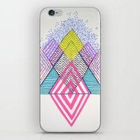 IC,LD iPhone & iPod Skin