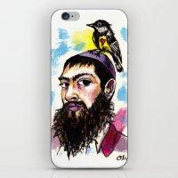 Matisyahu iPhone & iPod Skin