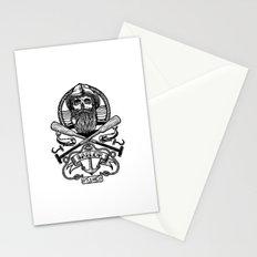 SAILOR SKULL Stationery Cards