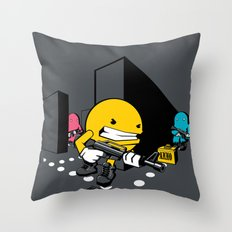Call of Dotty Throw Pillow
