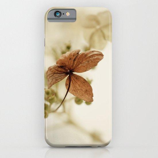 Hortensia iPhone & iPod Case