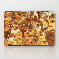 Some Guys Like it Rough iPad Case