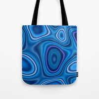 Swirls of Affection Tote Bag