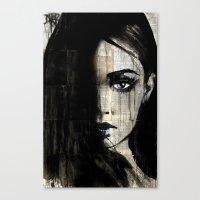 TRUE DESTINY Canvas Print