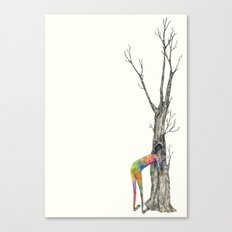 Anyone There? Canvas Print
