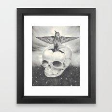Born & Reborn Framed Art Print