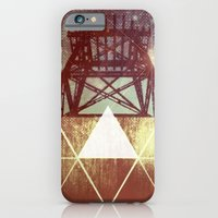 iPhone & iPod Case featuring Elemental Framework by Piccolo Takes All