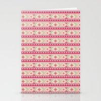 I Heart Patterns #017 Stationery Cards