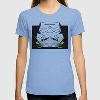 :: black holes and revelations :: double play! Womens Fitted Tee Athletic Blue SMALL