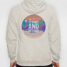 to infinity and beyond.. toy story.. buzz lightyear Hoody