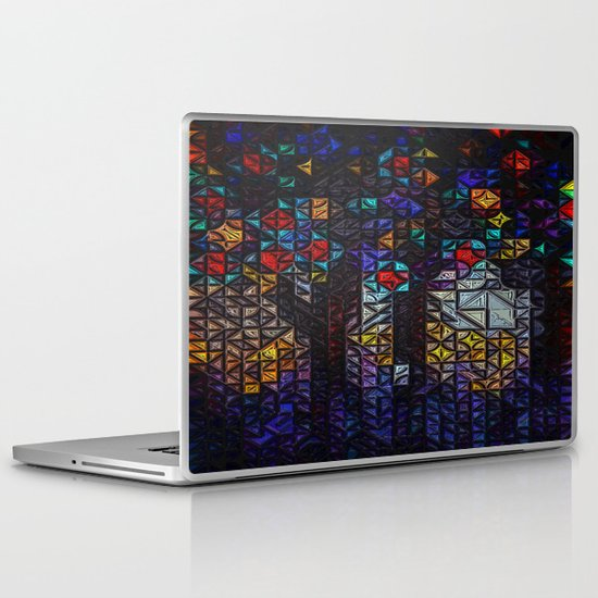 :: Stained :: Laptop & iPad Skin