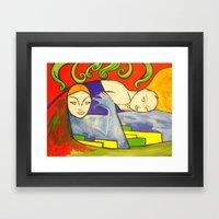 Embraceable You Framed Art Print
