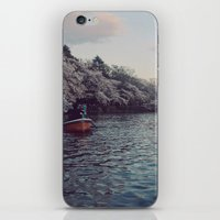 Inokashira Lake iPhone & iPod Skin