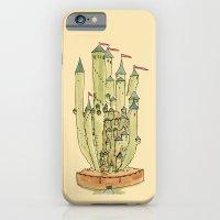 Castle Cactus iPhone 6 Slim Case