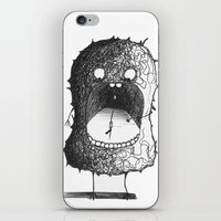 Monster Love iPhone & iPod Skin