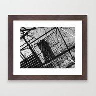 Watchtower 1 Framed Art Print