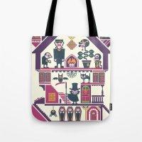 House Of Freaks Tote Bag