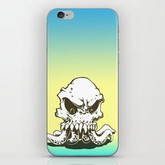 Squiddy iPhone & iPod Skin