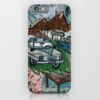 I'd Like To Stay / Someone's Disappearance 2 iPhone 6 Slim Case