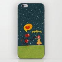 I Love You! iPhone & iPod Skin