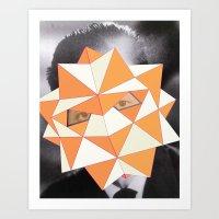 Stratos Art Print