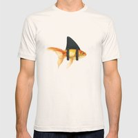 BRILLIANT DISGUISE 02 Mens Fitted Tee Natural SMALL
