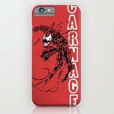 Carnage iPhone 6 Slim Case