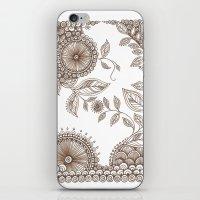 Small Garden iPhone & iPod Skin