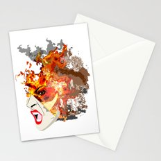 Fire- from World Elements Series Stationery Cards
