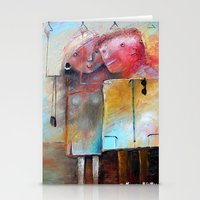 Casual Acquaintance Stationery Cards