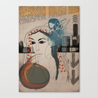 126. Canvas Print